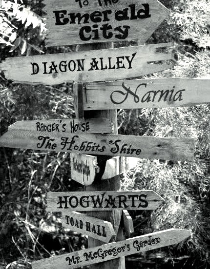 Sign Posts to Our Collective Imagination