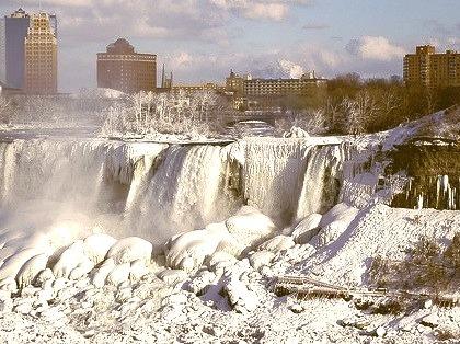 Almost Frozen, Niagara Falls, New York (2007)