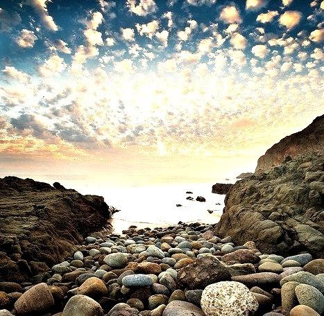 Sunset, Malibu, California